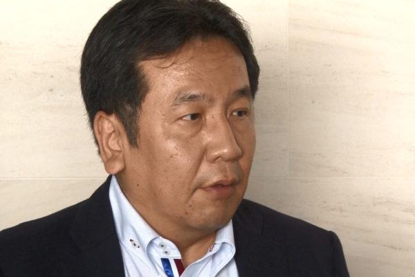 枝野幸男『シン・ゴジラ』を語る「3.11当時の官僚の頑張りは映画以上」