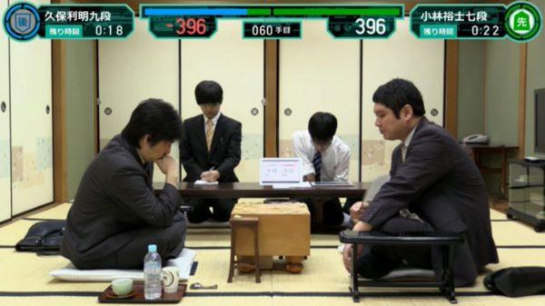 研究会で切磋琢磨し互いの将棋を知り尽くす久保九段と小林七段、9年ぶりに公式戦で対決:第2期 叡王戦本戦観戦記