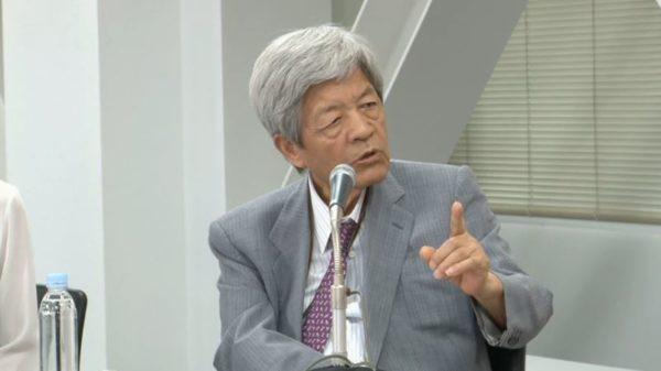どうする少子化!?田原総一朗vs蓮舫・前原・玉木【民進党代表選】