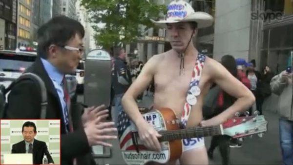「完全にキマってます」町山智浩がマリファナまみれのトランプ支持者集会に突撃生中継【全文書き起こし】