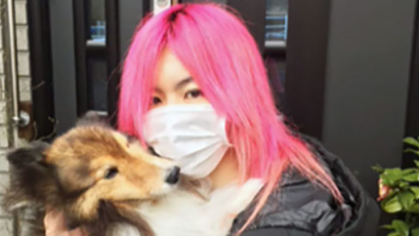 V系バンド『Jin-Machine』ルーベラ木村&ブッシュドノエル・水月が愛犬写真公開でデレッデレ「うちの子が一番かわいい!」