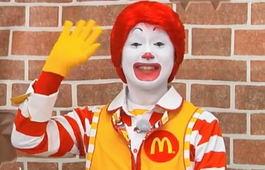 マクドナルドのドナルドがお悩み相談を実施! 「英語ができなくて悩んでいます」「ストレス解消法はありますか」に対する回答とは
