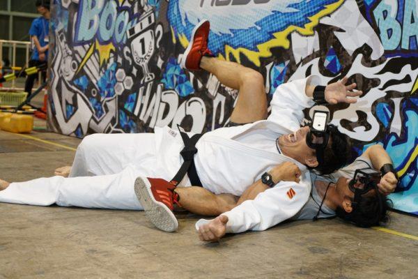 【ニコニコ超会議】ラスボス 小林幸子はやっぱり強かった!篠原信一を超人スポーツで圧勝【ネタりか】