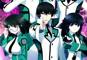 さすおに! TVアニメ「魔法科高校の劣等生」2夜連続、全26話の一挙放送が決定