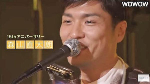 森山直太朗さん 「音楽で影響を受けた人はいますか?」の質問に「玉置浩二さんから受けた影響は大きいです」