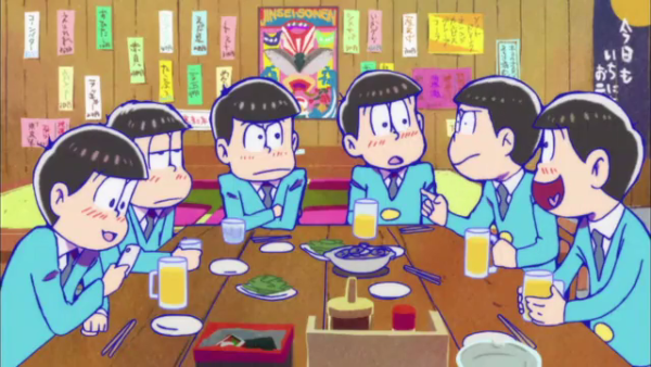 「おそ松さん」アニメ一期を2日わたって一挙放送。第二期に備えてみんなで振り返ろう!