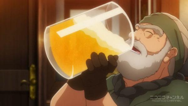 コメントデータで見る『異世界食堂』第9話盛り上がったシーンTOP3。髭もじゃドワーフたちの豪快な食べっぷり飲みっぷりは本格的な飯テロに発展!?