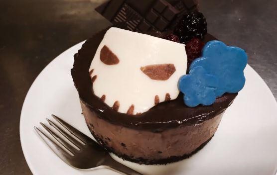 """絶対、あなたが食べてくださいね。『FGO』静謐のハサン・チョコ礼装""""ブラック・ブラック・キス""""を作ってみた"""