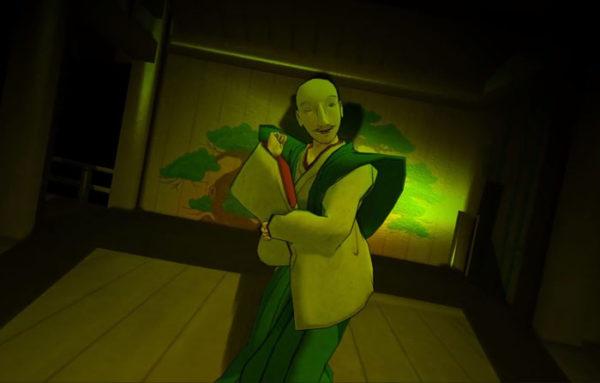 御乱心! 織田信長が超絶かわいく『白金ディスコ』を踊っちゃう