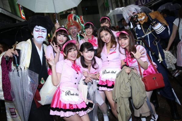 ハロウィンで魔界化した渋谷に写真を撮りに行ってきた