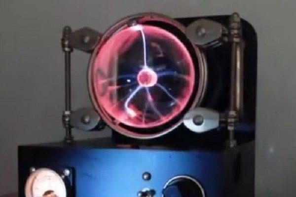デジタルなのにアナログ! プラズマ放電式のアナログ時計を作ってみた
