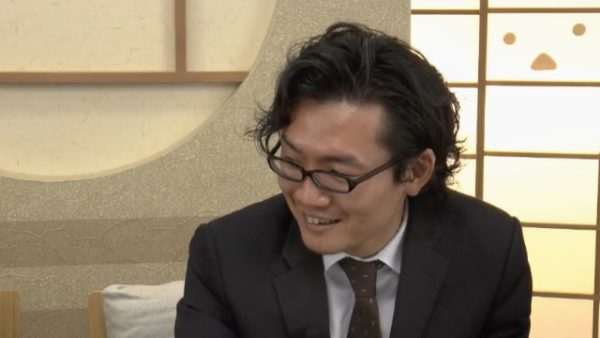 プロ棋士・松尾歩八段、声や髪型に関するファンからの質問に照れながらも丁寧に回答する