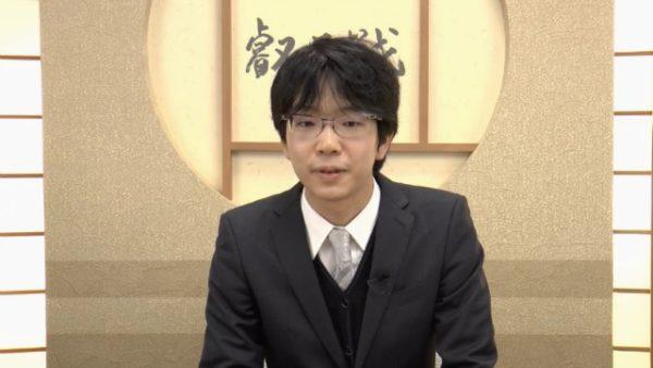 「序盤、中盤、終盤で一番得意なのは?」豊島将之八段がニコ生視聴者の質問に答える