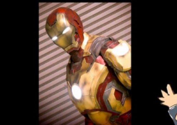 製作期間2年! ギミックも可動する着用式『アイアンマン3』マーク42を作ってみた