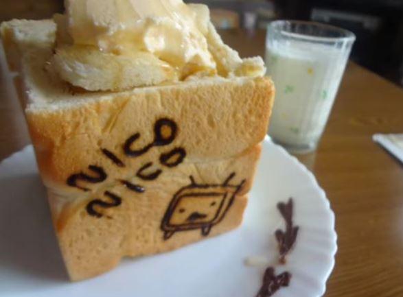 ニコニコ印の『ハニートースト』を作ってみた。食パンはもちろん焼印まで手作りする拘りがすごい
