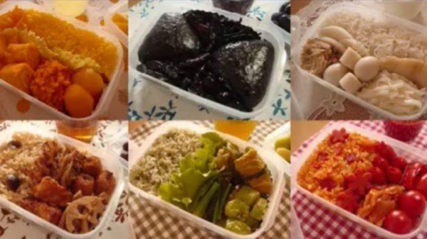 """食材はすべて同じ色! 単色弁当を作ってみた。一番食べ合わせが良いのは""""赤色""""?"""