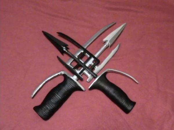 連載再開記念! 『HUNTER×HUNTER』のベンズナイフ作ってみた。これならクロロ=ルシルフルも使ってくれるかな?