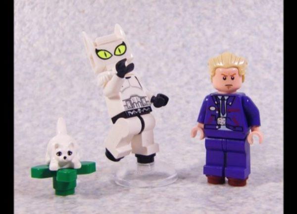 『ジョジョの奇妙な冒険』キャラクター&スタンドをレゴで表現してみたッ! 巧みなパーツ選びで特徴をとらえているゥ!