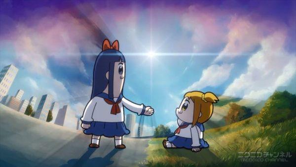 2018年冬アニメの覇権は『ポプテピピック』で決まり? 対抗馬は? 再生数・コメント数などの視聴データから予想してみた