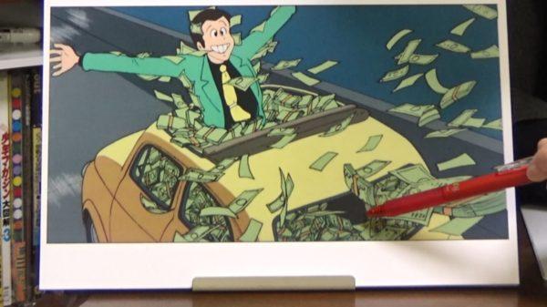 """「カリオストロの城」で石川五ェ門が""""豆つぶ""""程度にしか描かれていない理由が泣ける件"""
