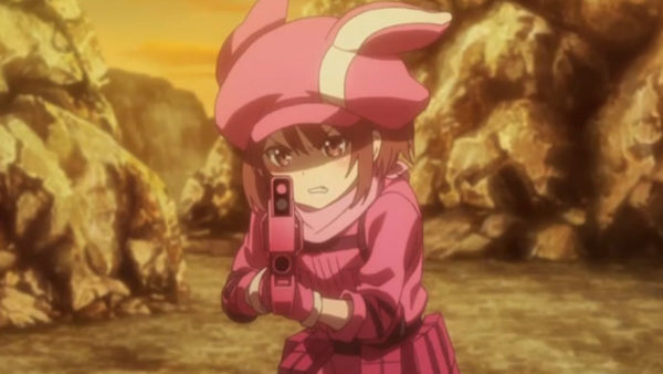 攻め気に目覚めたレン、敵チームとの真っ向勝負へ。ニコ生コメントと振り返る『SAO オルタナティブ ガンゲイル・オンライン』第5話盛り上がったシーン