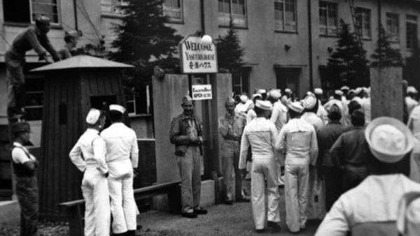 """""""肉の防波堤""""とは? 米兵から日本の女性を守る国策──学校では教わらない敗戦&売春の真実に迫る【性風俗シリーズ第2弾】"""