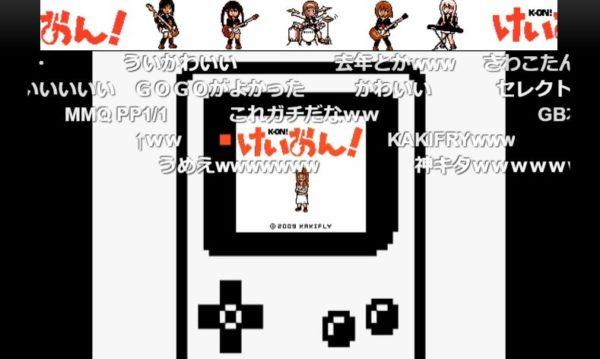 ドット絵が可愛い『けいおん!』OPのゲームボーイ音源アレンジ「神ゲー確定w」「すげぇクオリティ…」