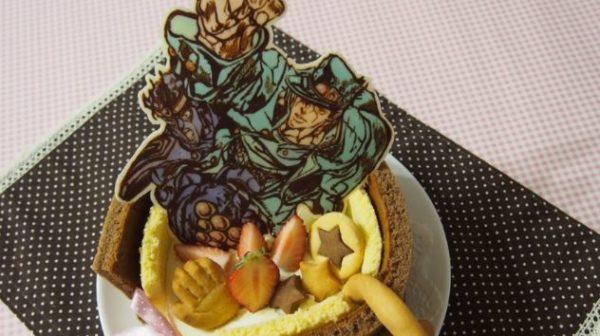 『ジョジョ3部』名シーンをスイーツで再現ッ! 登場キャラをあしらったお菓子達に「これは食べるのがもったいないッッ!」