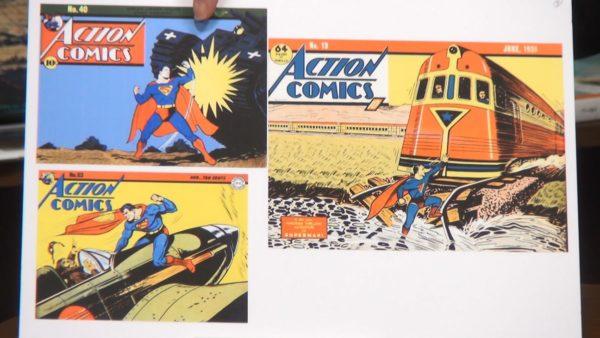 """「汽車を素手で止める」「車を持ち上げる」アメコミ『スーパーマン』にマシンと戦うシーンが多いのは""""仕事を奪う機械""""に対する恐怖の表れだった"""