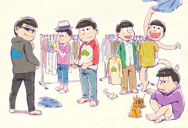 あの六つ子のドタバタ劇をもう一度! 『おそ松さん』アニメ第一期が今だけ無料配信中