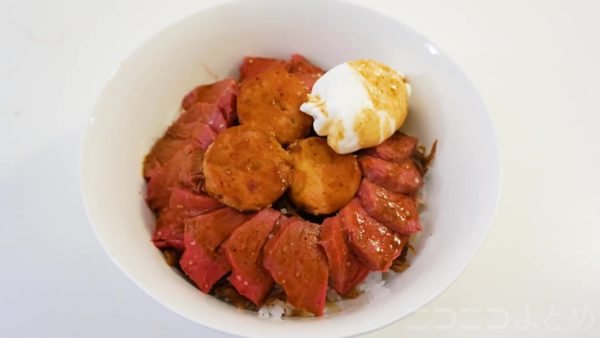 フレンチ料理人が本気で牛丼を作ってみたら豪華すぎる料理が出来上がった件「牛丼ってなんだっけ?」