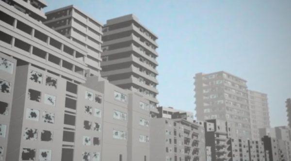 """割れた窓とコンクリートのビル群――週末は誰もいない""""終末の廃墟の街""""をバーチャル散歩して不思議な雰囲気に浸ろう"""