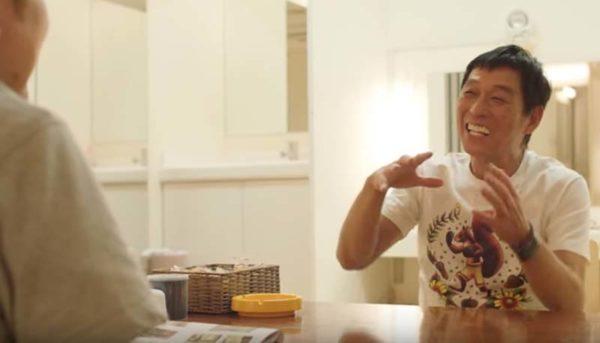 「長年の夢が叶いました」ーーNetflix制作『人間、明石家さんま。』でインタビュアーを務めた吉田豪が撮影の様子をふり返る