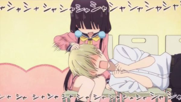ニコ生コメントと振り返る『ブレンド・S』第3話盛り上がったシーン。ドSモードで膝枕を強いる苺香ちゃんサービス満点ブヒィ!
