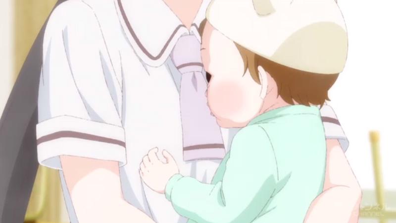 赤ちゃんも舌打ちする華子の乳の貧しさに悲しみ。3分で振り返る『あそびあそばせ』第12話盛り上がったシーン