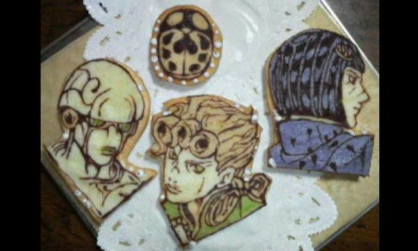 『ジョジョ』第5部・黄金の風のキャラでクッキーを作ってみた その出来は…「ディ・モールトよしッ!」