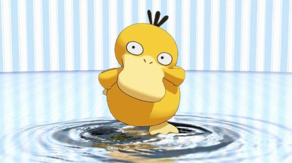 """『ポケモン』コダックがキレッキレのダンス!? 水上でチャプチャプする""""あざと可愛い""""振り付けに「まさかコダックの時代が来るとは…」"""