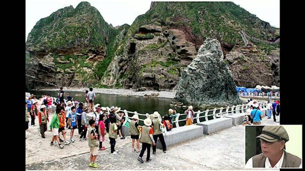 """韓国によって進められる竹島の観光地化――実効支配に向けた""""愛国観光の実態""""をジャーナリストが語る"""