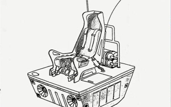"""『機動戦士ガンダム』MSから脱出するときに射出される""""あの椅子""""。食料・メディカルキットが完備されたパイロットシートを完全解説"""
