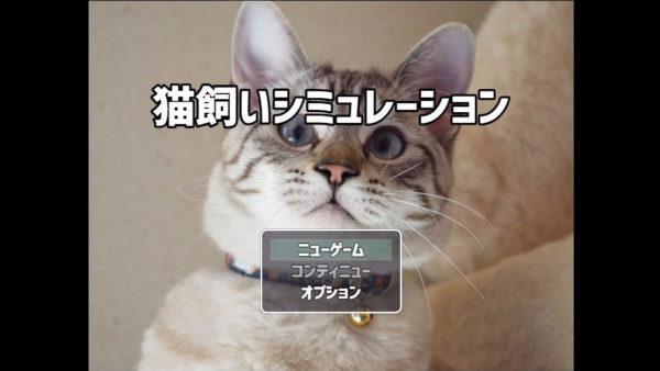 """「この子、飼っちゃダメ?」イタズラ好きな捨て猫を飼うためにお母さん(ラスボス)を説得する""""猫好きホイホイ""""なゲームが登場"""