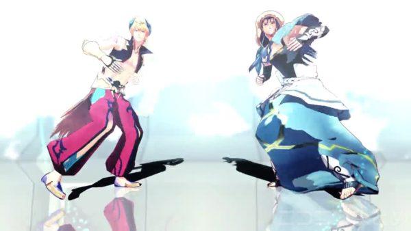 """『Fate』イケメンキャスターコンビの""""踊ってみた""""がエモすぎ! キャスギル&術ニキの悩ましげな視線に「見所多くてループ止まらない!」"""
