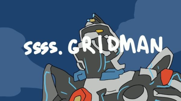 『SSSS.GRIDMAN』OPを手描きしてみた! 盛り込まれる小ネタやところどころ見せる本気の絵に「絶対うまいじゃんww」「謎の完成度ww」とツッコミと称賛の嵐