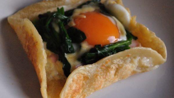"""お雑煮や焼いた餅に飽きてしまったらフランス風のアレンジはいかが? もっちりした生地が美味しい""""モチガレット""""の作り方"""