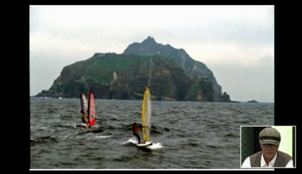 【竹島問題】軍艦を使って竹島沖にサーファーを輸送? 竹島が実効支配されるまでの経緯をジャーナリストらが解説