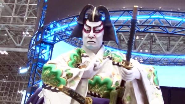 """歌舞伎役者が3Dプリンターで等身大フィギュアに! """"着物の質感""""まで再現された製作過程をDMM.make担当者に聞いてみた【ワンフェス2018[冬]】"""