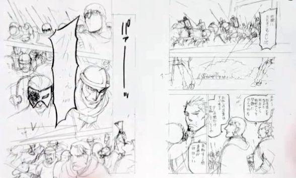 漫画『アルスラーン戦記』の製作過程を大公開。荒川弘の手描き原稿の秘密をマガジン編集者が語る「ネームの段階で既に面白そう」