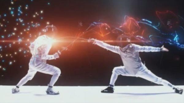 """東京オリンピックに向けて集客数150人→15万人のための改革とは? """"フェンシング・ビジュアライズド""""が『スター・ウォーズ』感あってかっこいい【超会議2018】"""