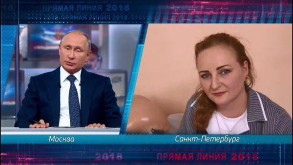 """シリア難民「普通の生活に戻りたい」→プーチン「大統領権限として国籍を差し上げます」国民の質問に答える""""プーチン・ホットライン""""の回答が男前すぎる"""