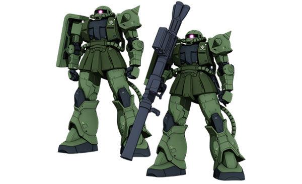 『機動戦士ガンダム』ジオン軍の主力兵器『ザクⅡ』開発史 モビルスーツ同士の格闘戦の経験が後継機「ゲルググ」に受け継がれるまでを解説