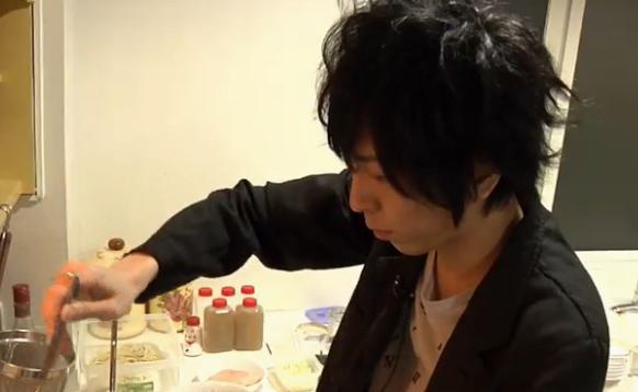 シドのShinjiがプロ級のラーメンの腕前を披露! DAIGO「一緒にこのラーメンのお店に行こう」